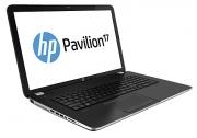 """Ноутбук HP Pavilion 17-e102sr *F7S55EA* (17.3""""HD+.AMD E1-2500.4Gb.500Gb.HD8240M.DVD.Win8) черный"""